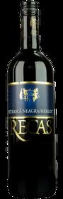 Image of Recas blue-label bottling.