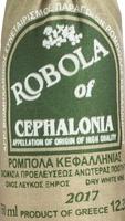 Label of bagged bottling