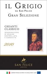 Gran Selezione label